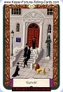 Mystical Kipper card meaning of Court