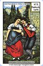 Original Kipper Cards Meanings of Marriage