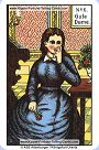 Original Kipper Cards Meanings of Good Lady