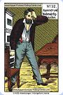 Original Kipper Cards Meanings of Sorrow and tribulations