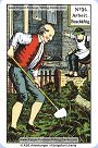 Original Kipper Cards Meanings of Work occupation