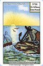 Original Kipper Cards Meanings of The hope, big water