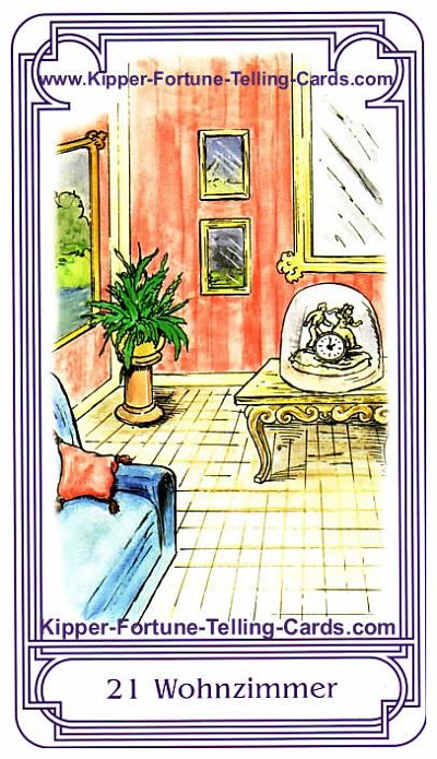 The Living room, result Virgo horoscope for today, Salish Kipper Tarot