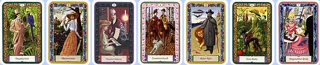Mystical Kipper Cards
