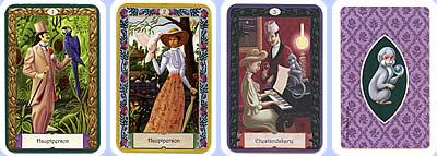 Mystical Kipper cards Yes No Oracle
