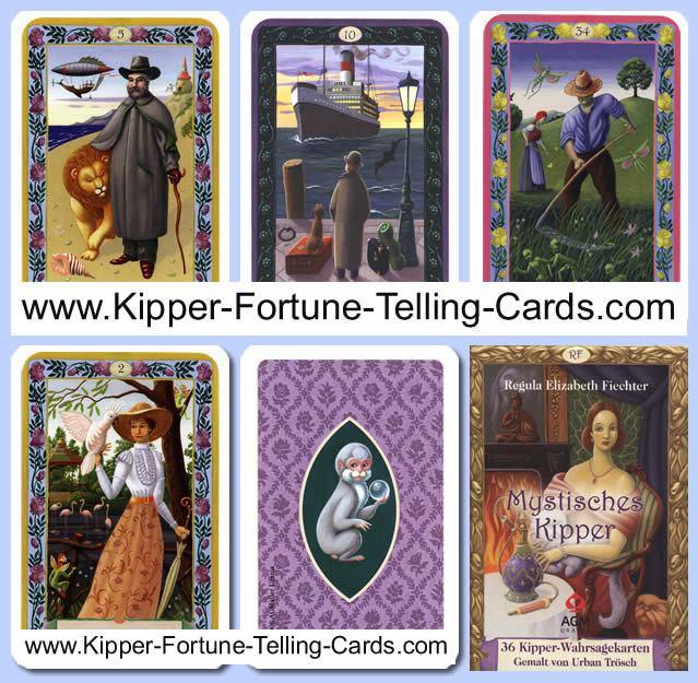 Mystical Kipper, Single Love Horoscope, Yes No Oracle and Cards Meanings
