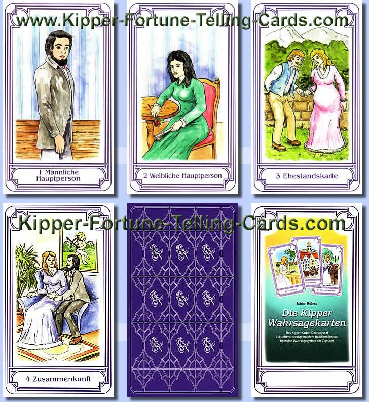 online fortune telling cards